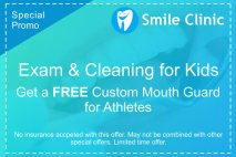 Smile Clinic-Allen Park, MI - Kids Cleaning Special Offer